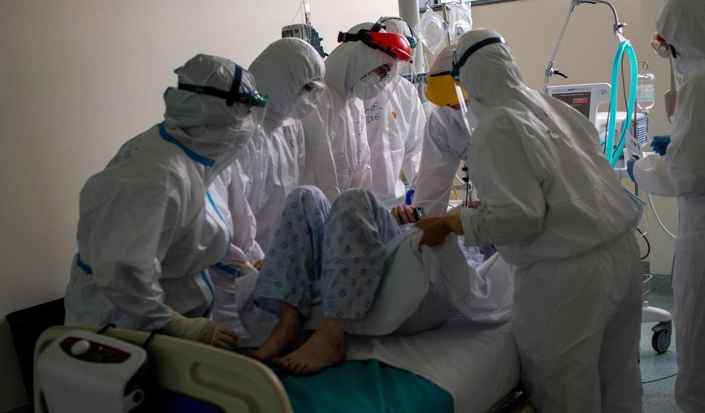 Supera España las 60 mil muertes por COVID-19