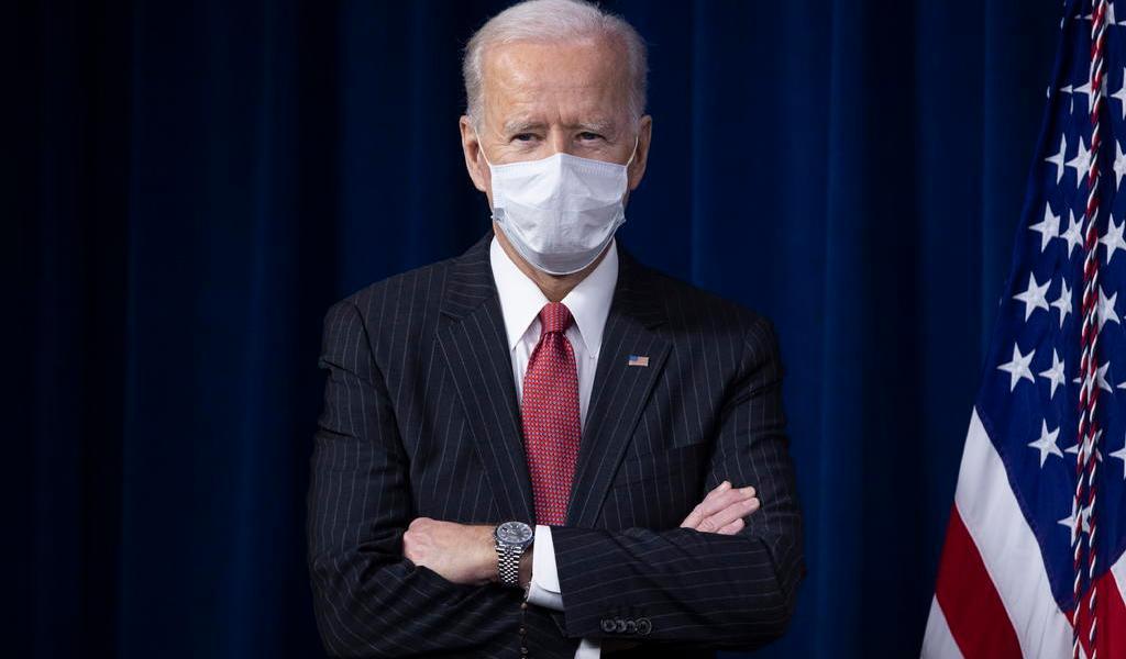Espera Biden que infraestructura ayude a superar partidismos