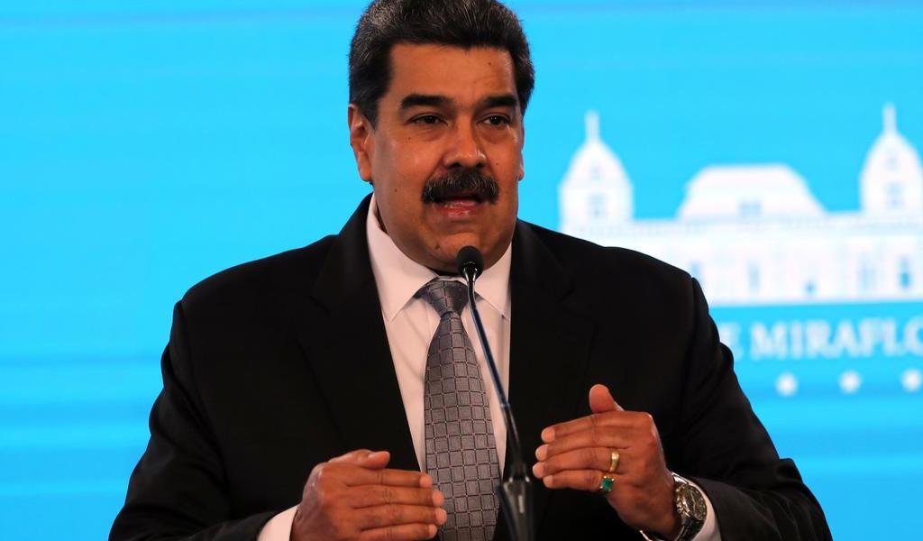 Maduro propone que Venezuela sea 'seguro suministrador' de gas a México