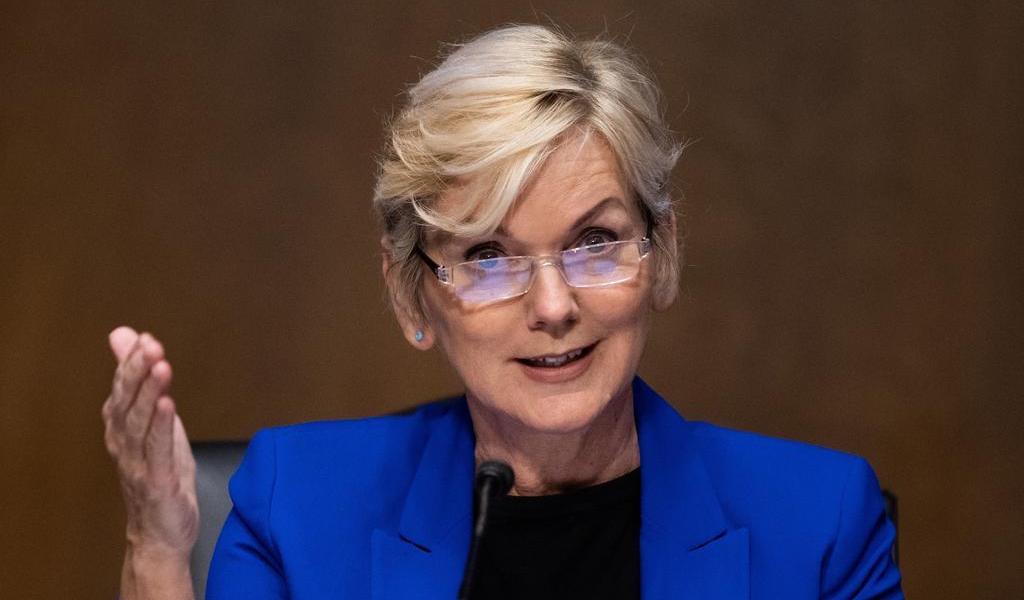 Senado de EUA confirma a Jennifer Granholm como nueva secretaria de Energía