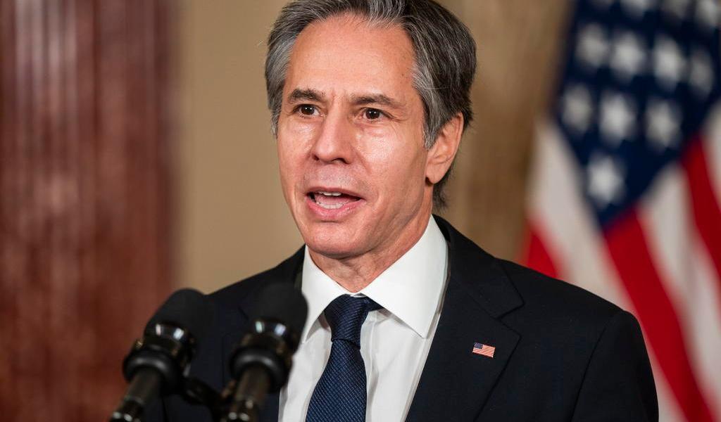 Secretario de Estado de EUA 'visitará' México y Canadá de manera virtual