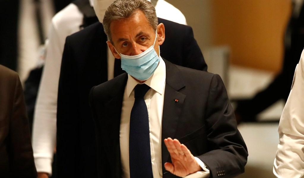 Sarkozy descarta buscar presidencia