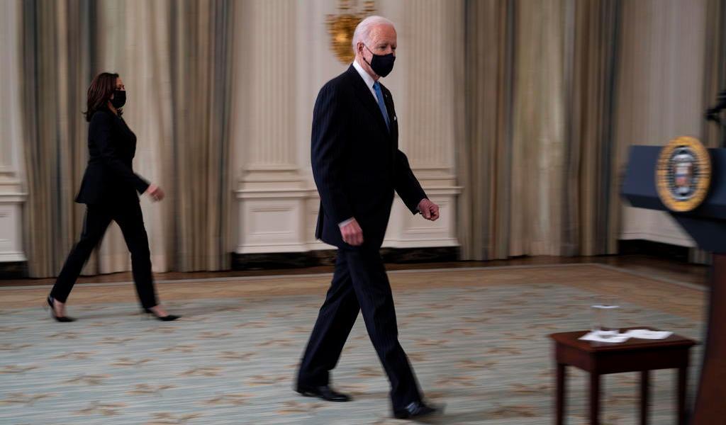 Senado de EUA inicia el debate sobre el plan de estímulo de Joe Biden