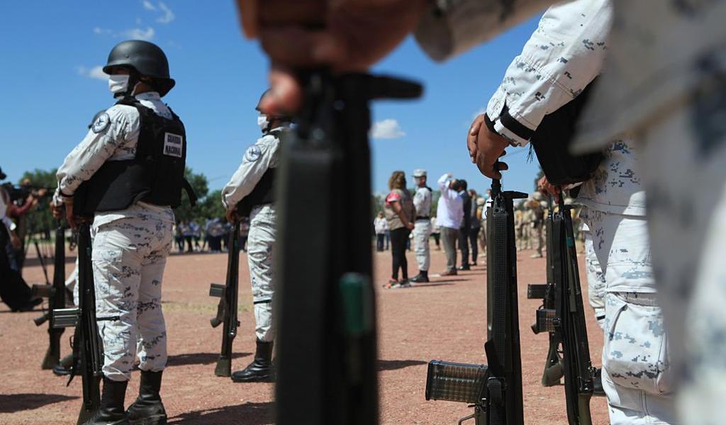 Critican legisladores de EUA militarización en México