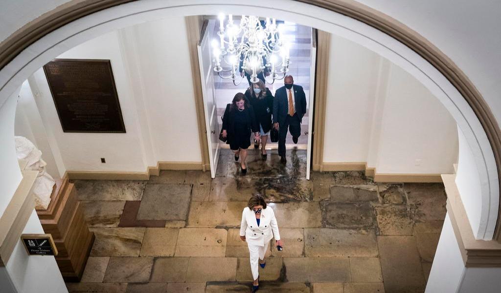Congreso de EUA entra en debate final para votación del plan de rescate