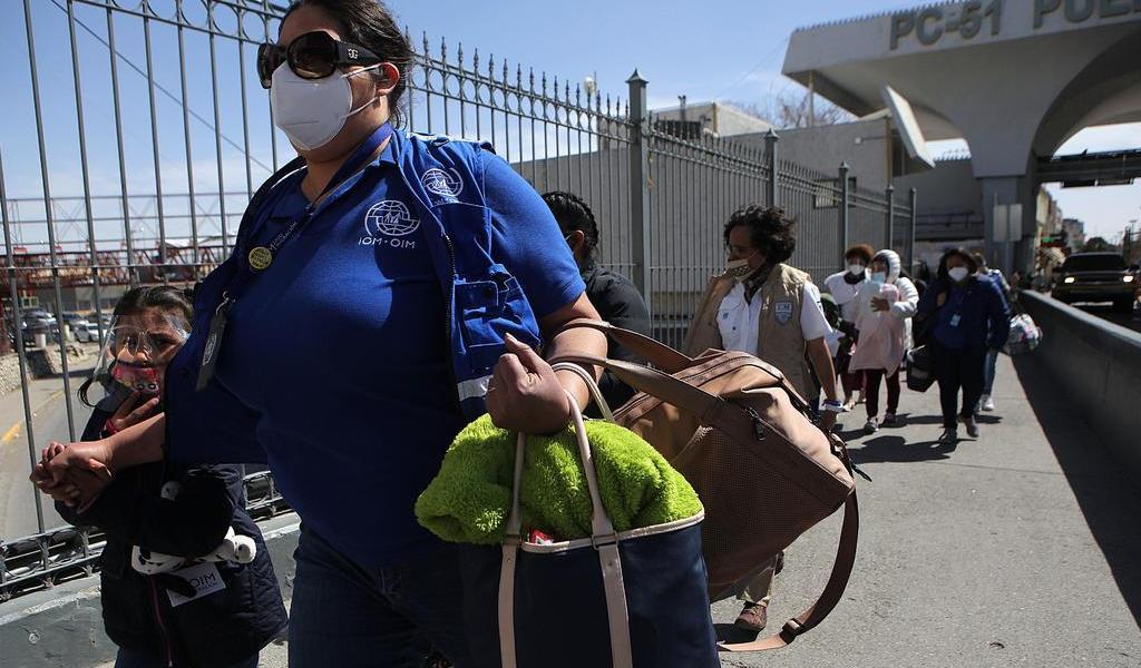 EUA analiza como acortar tiempo bajo custodia de menores migrantes