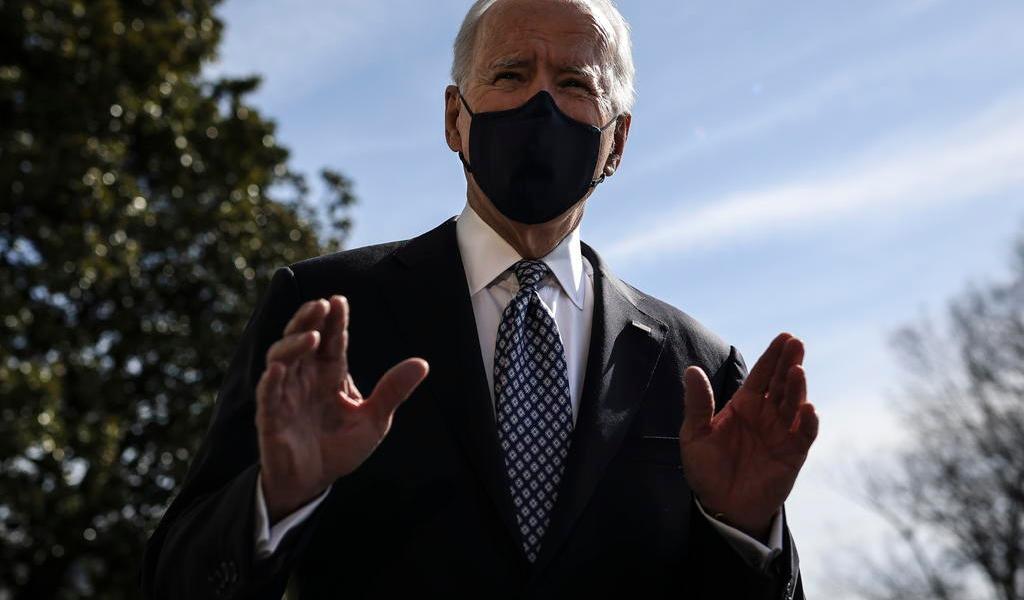 Biden, orgulloso del secretario de Estado tras tensa reunión con China