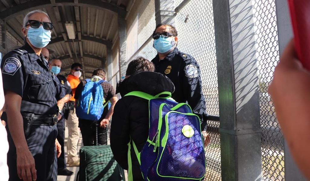 'No vengan a la frontera' de EUA, reiteran funcionarios de Biden a migrantes