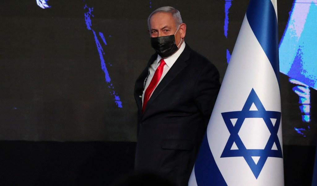 Netanyahu gana elecciones, según sondeo