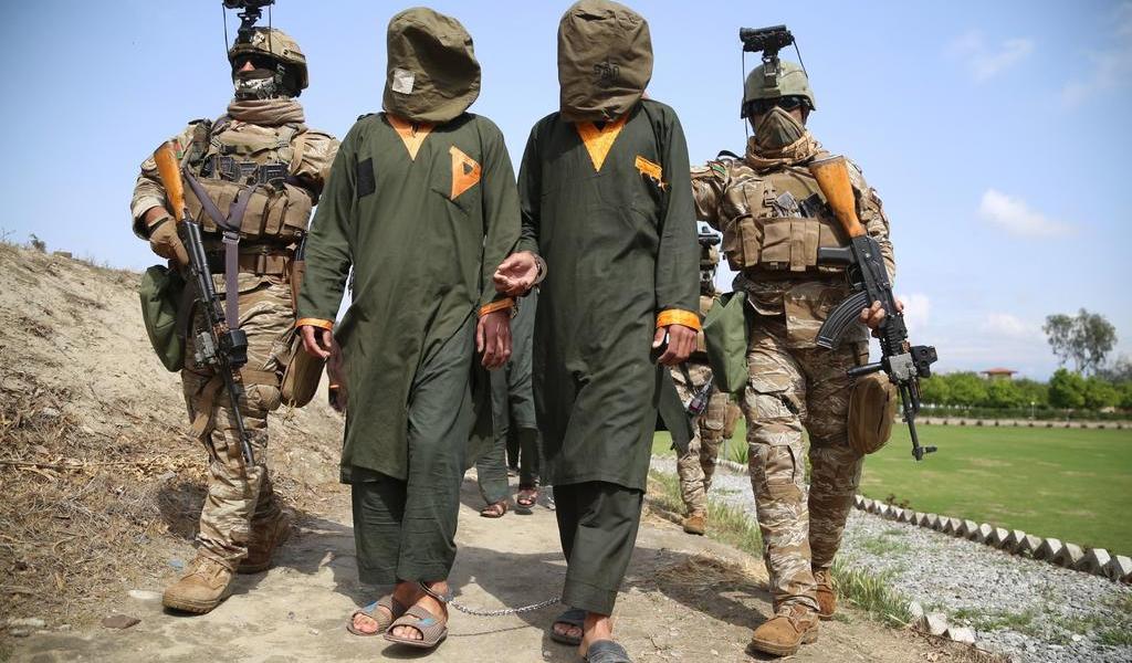 Rechazantalibanes participar en eventuales elecciones en Afganistán