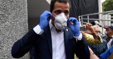 Juan Guaidó, líder opositor venezolano, se contagia de COVID-19