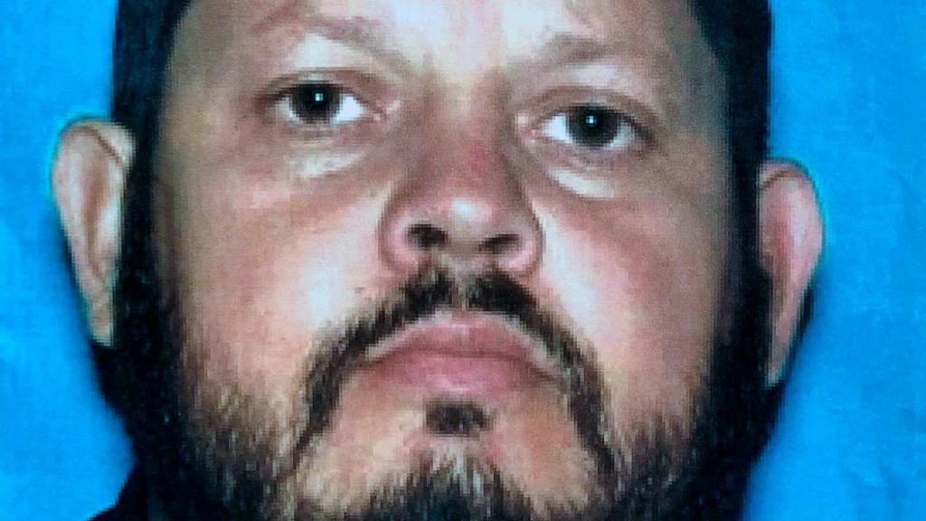 Latino, sospechoso del tiroteo que mató a 4 en EUA