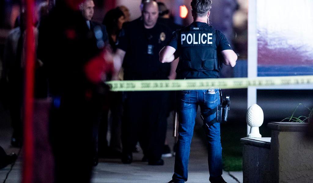 Asegura policía que matanza de 4 personas en California no fue al azar