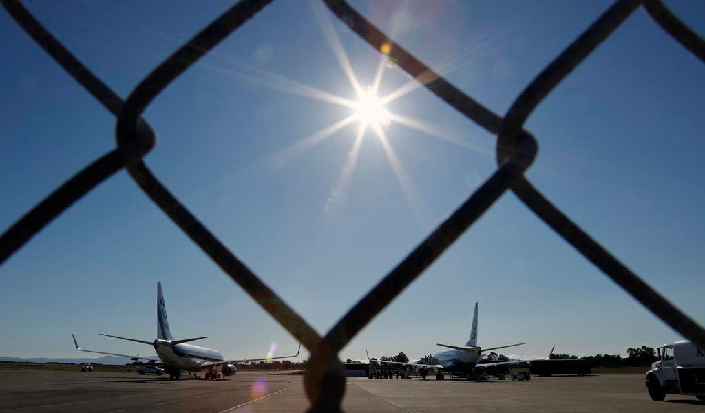 Evacuan terminal del aeropuerto de Oakland por un hombre armado
