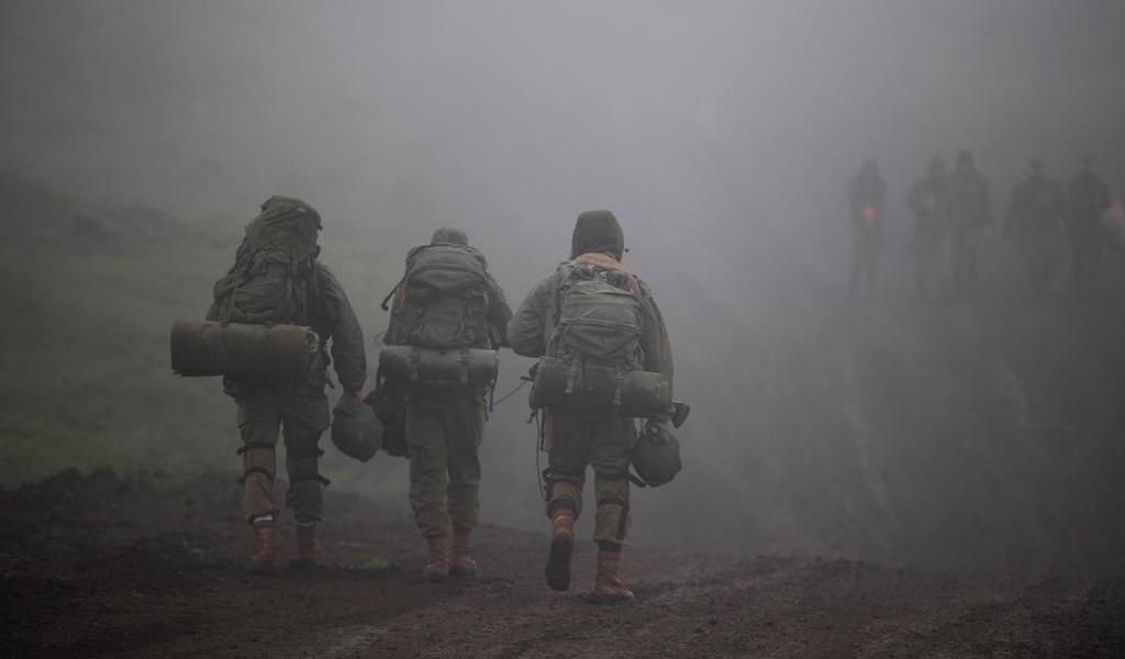 Ataque de Israel a Siria deja cuatro soldados heridos