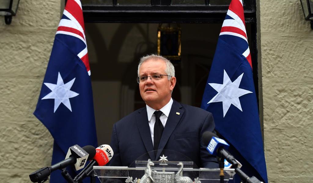 Australia abandona objetivo de vacunación