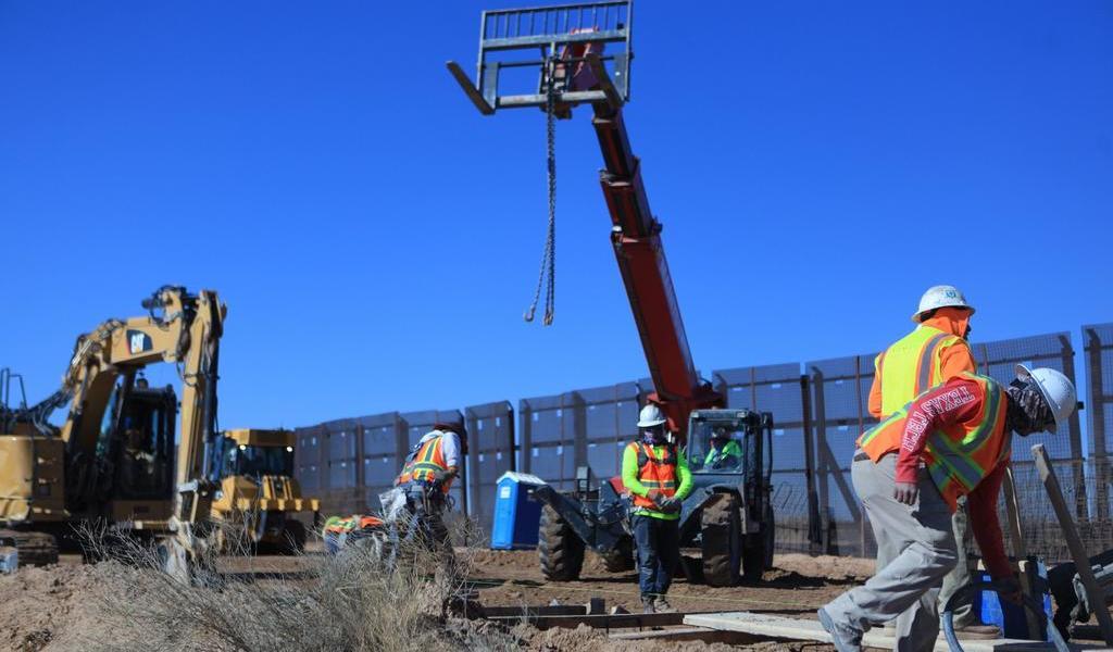 Demanda Arizona al Gobierno de EUA por frenar construcción del muro