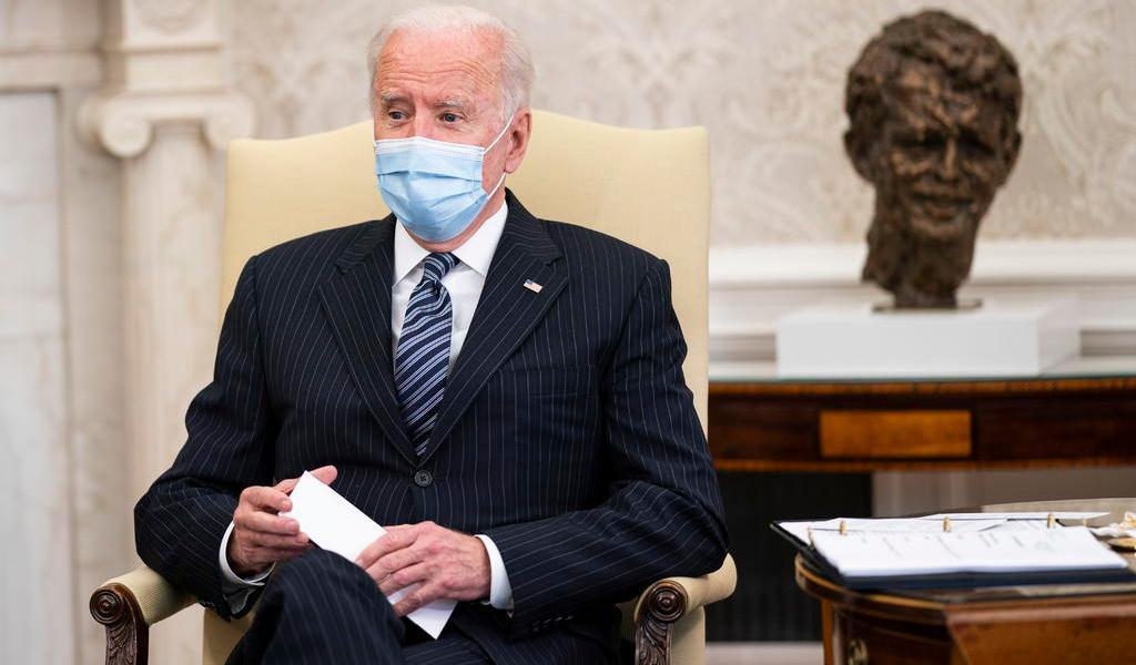 Niega Casa Blanca que haya crisis en frontera pese a palabras de Biden