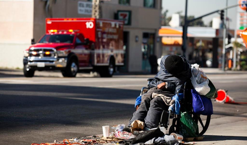 Apelarán orden sobre indigentes en condado de Los Ángeles