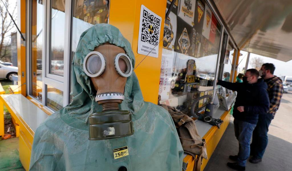 Quiere Ucrania incluir a Chernóbil en lista de patrimonio universal de UNESCO