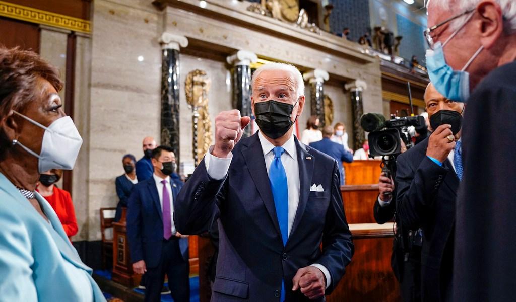 Biden defiende su proyecto de Gobierno