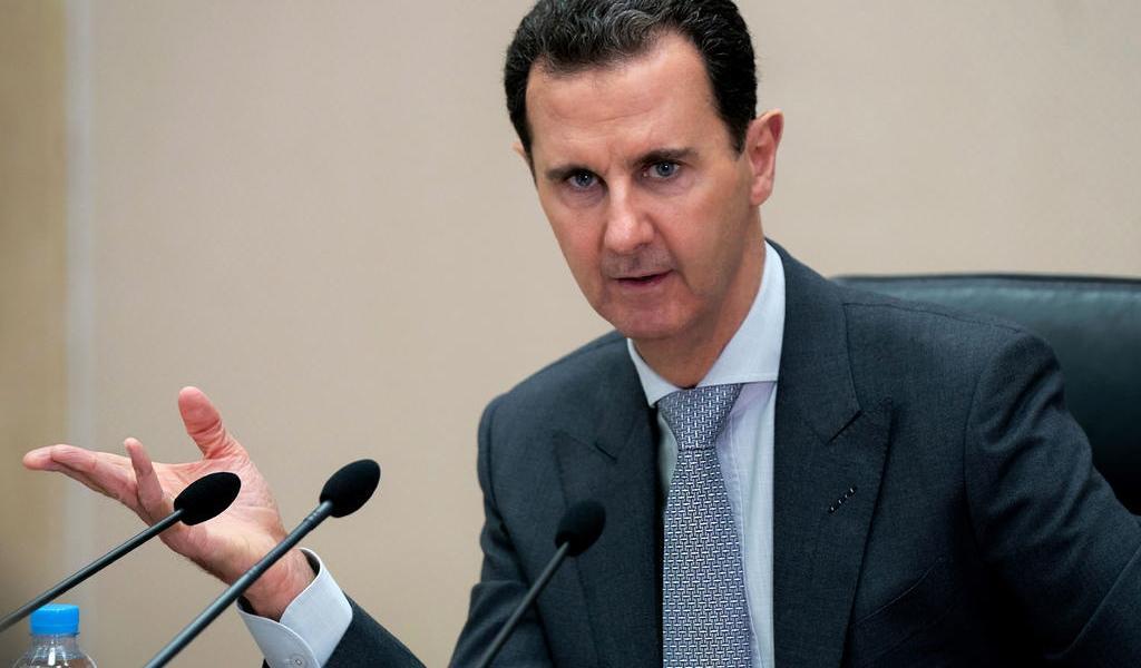 Siria anuncia amnistía y reducción de sentencias a presos