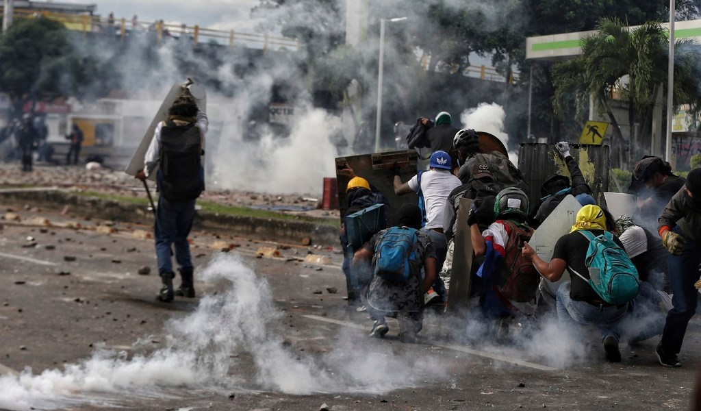 Cali, el foco de las protestas en Colombia