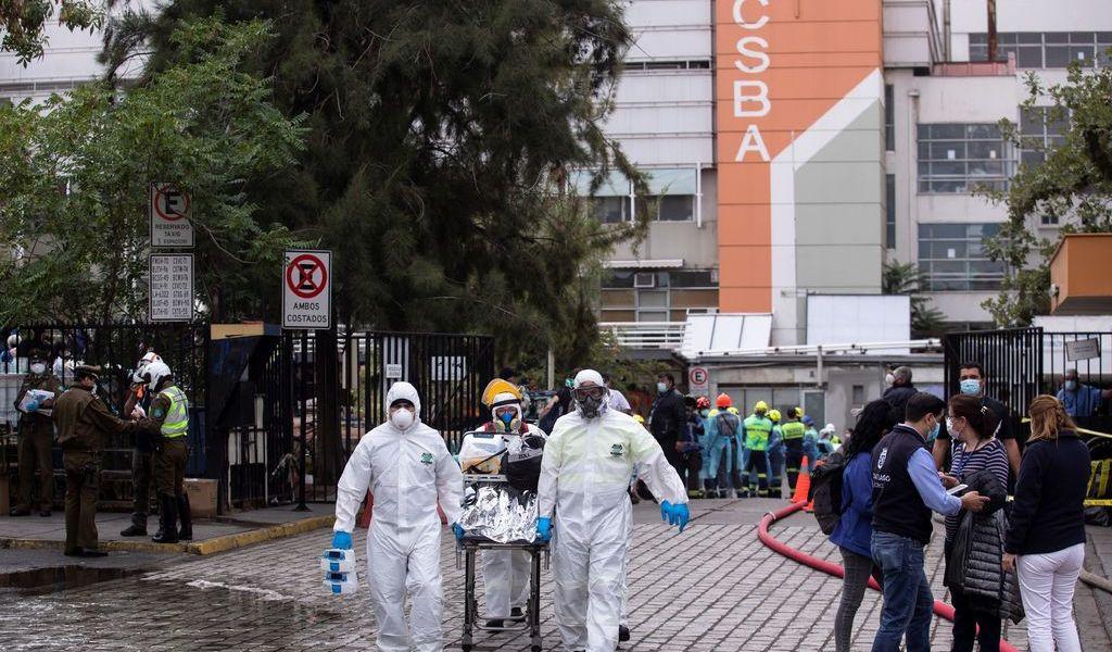 Reportan más de seis mil casos de COVID en Chile por tercer día