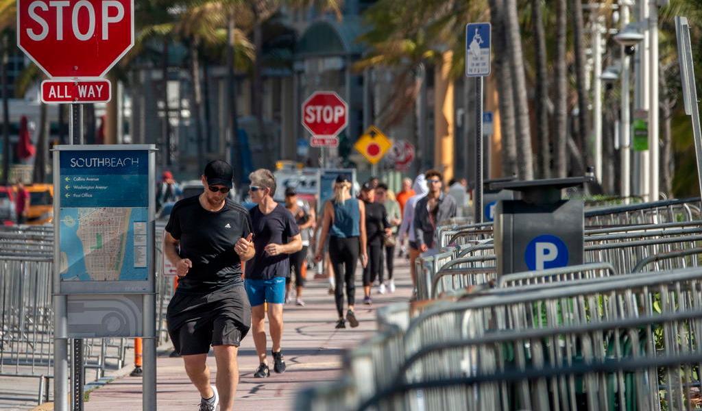 Turismo interno en EUA empieza a recuperarse del golpe del COVID-19