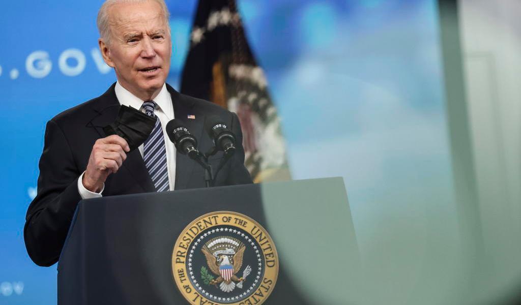 Biden firma una orden para fortalecer ciberseguridad en Estados Unidos