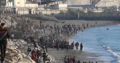 Evita EUA hablar de crisis de Ceuta por ser asunto bilateral