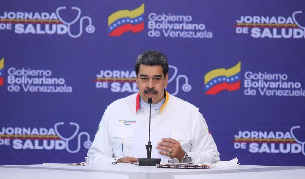 Aboga Maduro por elecciones como única vía para resolver crisis de Venezuela