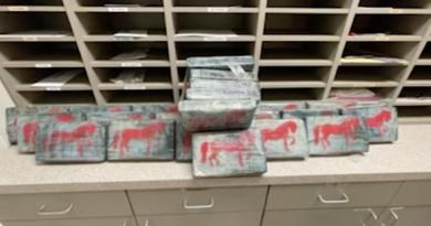 Aparecen paquetes de cocaína en playa de Texas