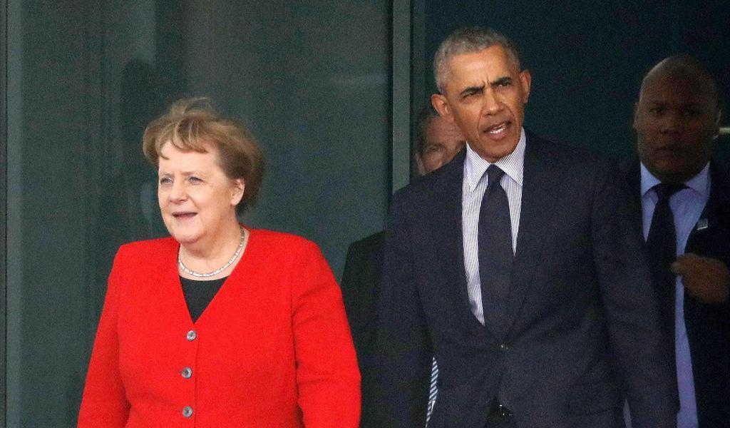 Servicios secretos de Dinamarca contribuyeron a espionaje de Angela Merkel por EUA
