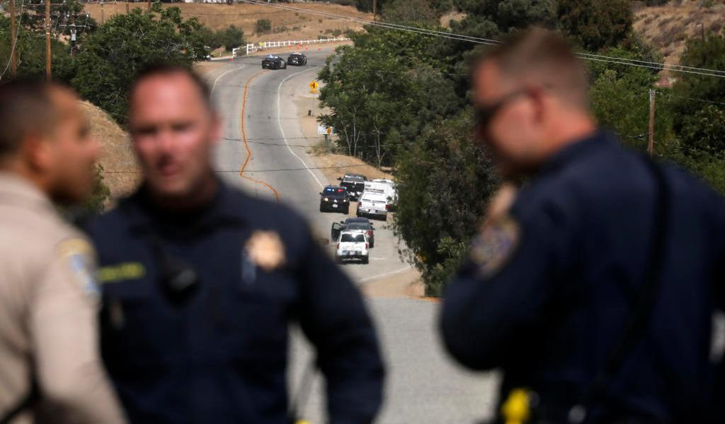 Tiroteo en estación de bomberos de Los Ángeles fue por disputa laboral