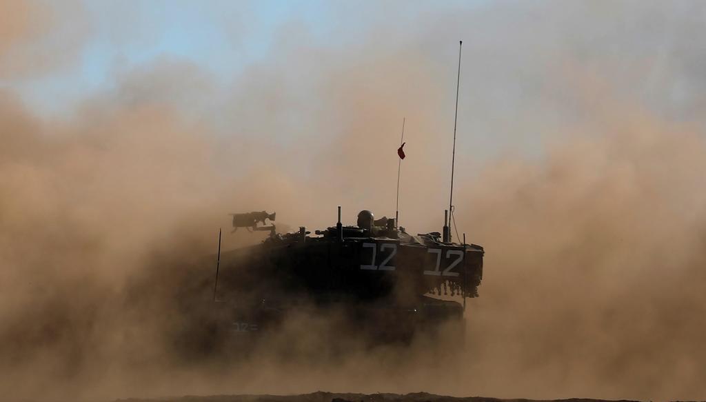 Siria acusa a Israel de un nuevo ataque aéreo; el primero tras más de un mes de calma