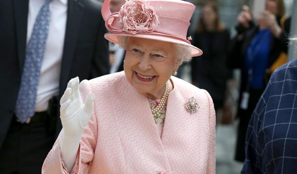 Isabel II tomará té con Biden en el castillo de Windsor