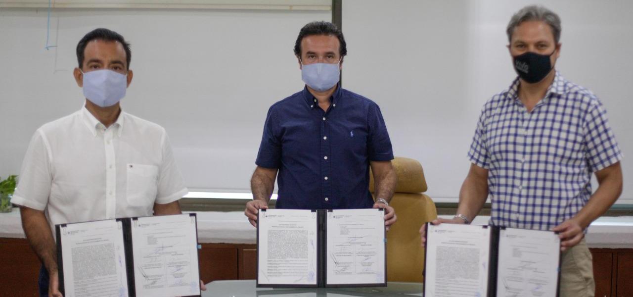 Llegarán servicios públicos de calidad a más familias de Cozumel: Pedro Joaquín
