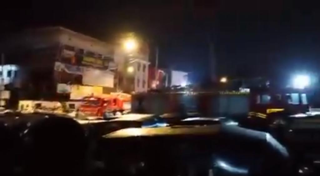 Edificio de Mumbai se derrumba; hay 11 muertos y 7 heridos