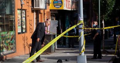 Violencia preocupa de nuevo a neoyorquinos