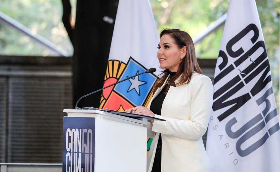 CELEBRA MARA LEZAMA 50 ANIVERSARIO TRANSFORMANDO CANCÚN