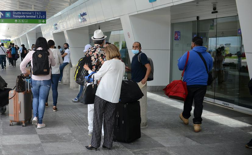 Vuelos desde Europa regresan a Cancún
