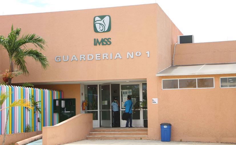 Reinician actividades guarderías del IMSS en Quintana Roo