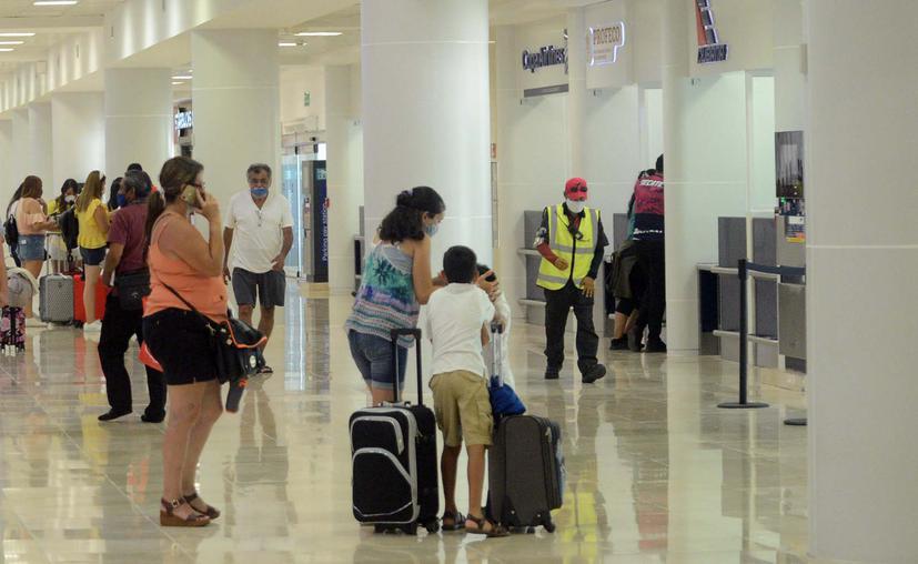 Aeropuertos de Cancún y Cozumel destacan como destinos importantes
