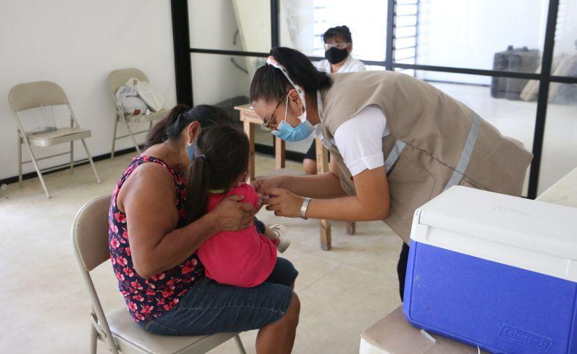 Aumentan dosis de vacuna contra la influenza en Quintana Roo