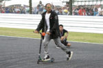Lewis Hamilton no imagina la Fórmula 1 sin público