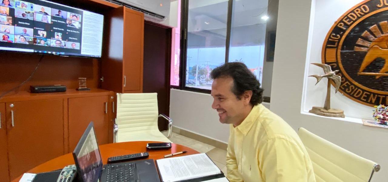 Acuerdo San Gervasio, muestra de que la unión entre gobierno, iniciativa privada y sociedad civil brindan resultados seguros para la gente de Cozumel: Pedro Joaquín