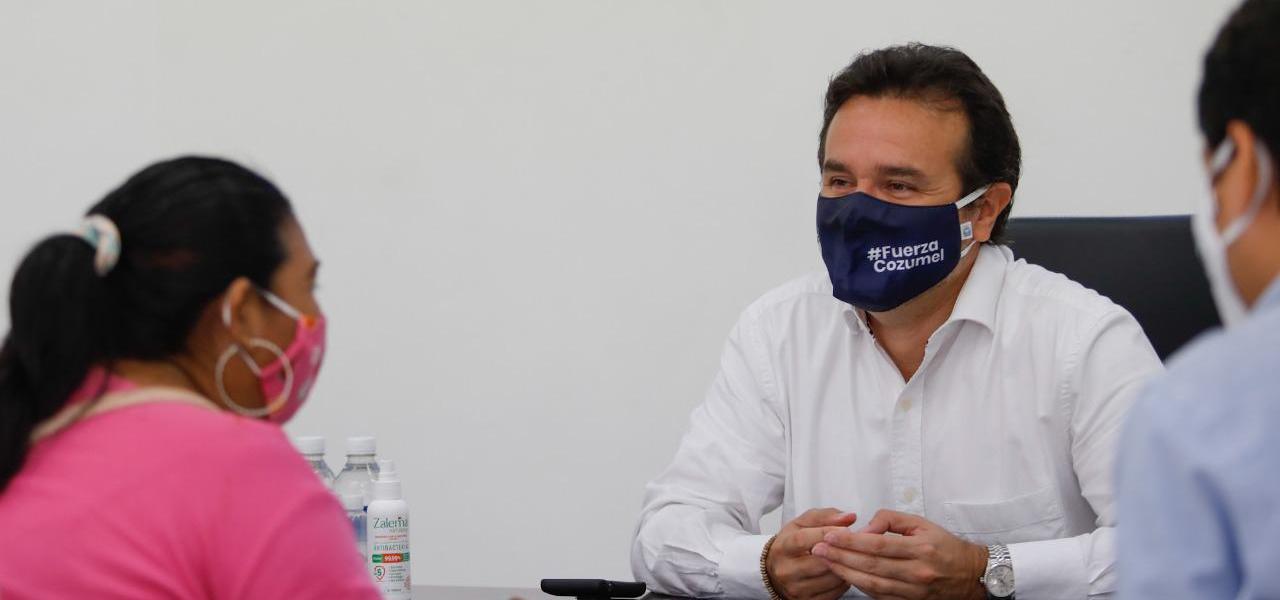 Incrementamos la gestión social y atención directa en beneficio de la población más necesitada: Pedro Joaquín