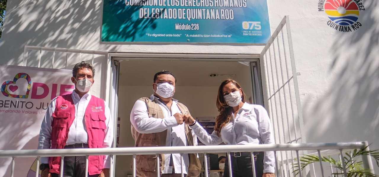 FORTALECE GOBIERNO DE BJ ATENCIÓN INTEGRAL PARA PREVENCIÓN DE VIOLENCIA DE GÉNERO