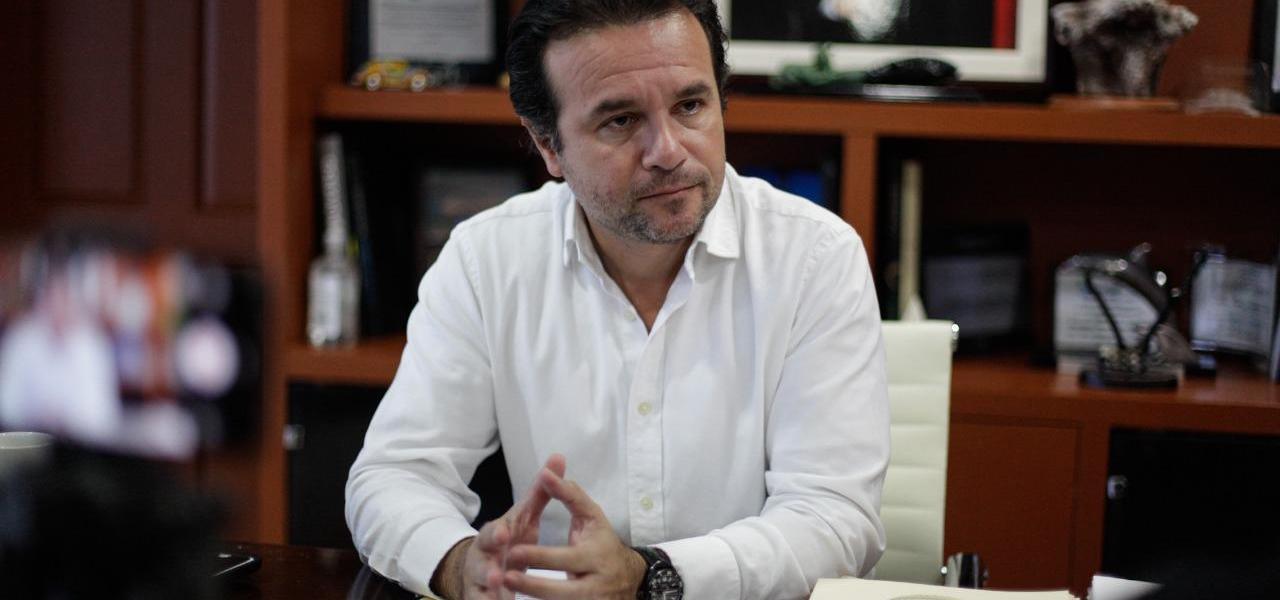 Durante la contingencia por el coronavirus, Cozumel también reforzará medidas para mantener el orden y la paz social en el destino: Pedro Joaquín